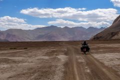 Finally we found the dirt road into Bartang Valley