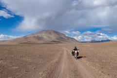 Remote plain upper Bartang Valley