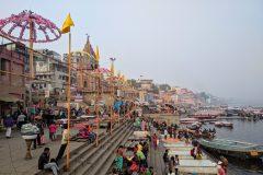 Varanasi a real Indian city