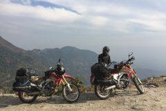 Great views on the road to Darjeeling